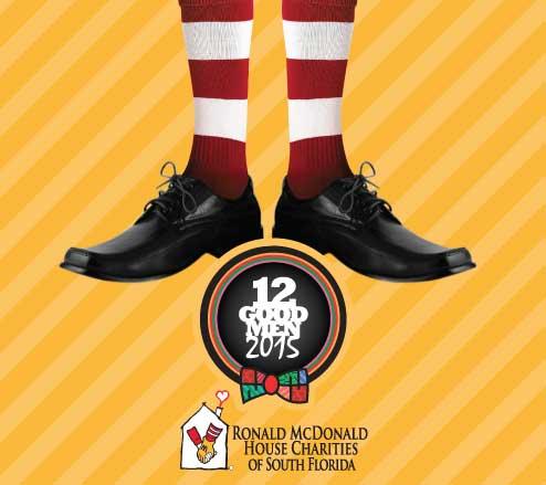 nonprofit logo design – 12 Good Men