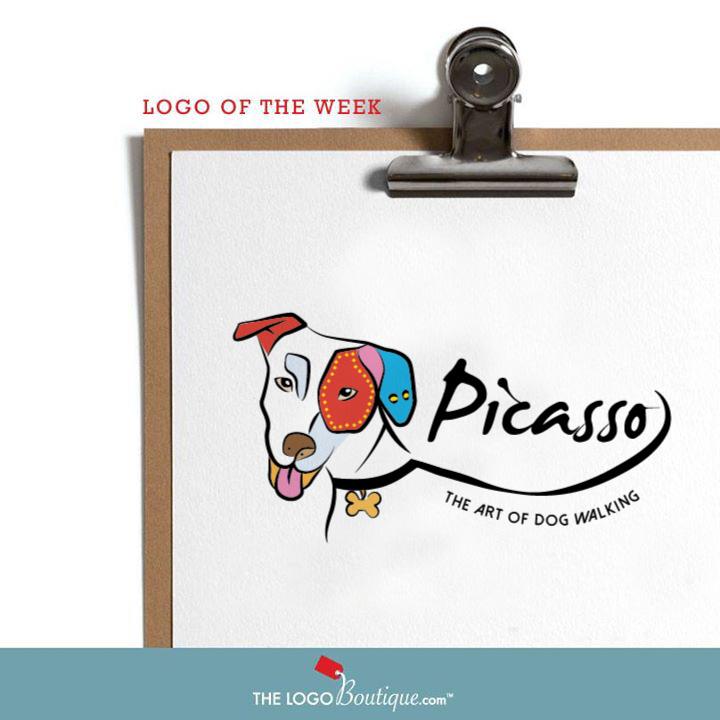 picasso logo design