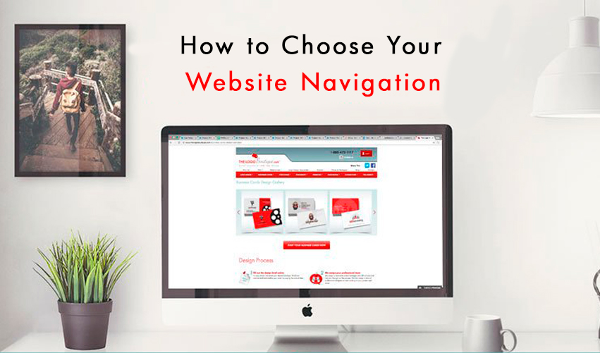 How to Choose Your Website Navigation