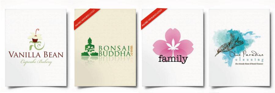 Special selection of award winning logos