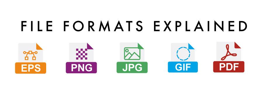 Design File Formats Explained